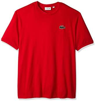 Lacoste Men's Short Sleeve Vintage Croc Jersey Regular Fit T-Shirt