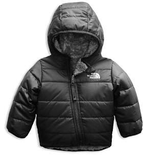 The North Face Unisex Reversible Puffer & Sherpa Fleece Jacket - Baby