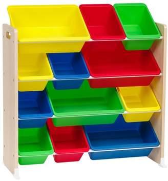 Iris 4-Tier Storage Bin Personalized Toy Organizer