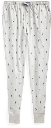 Ralph Lauren Allover Pony Cotton Jogger
