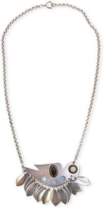 Etoile Isabel Marant Brass Statement Necklace