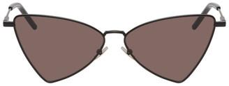 Saint Laurent Black Jerry Sunglasses