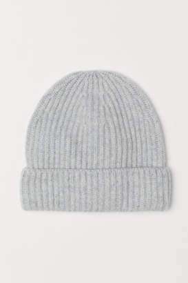 H&M Cashmere Hat - Gray