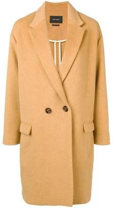Isabel Marant oversized double-breasted coat
