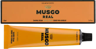 Claus Porto Musgo Real Shaving Cream - Orange Amber
