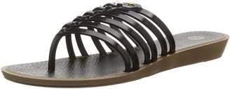 grendha Brasil Strings Thong Womens Thong Sandals, Size 9