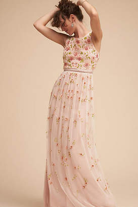 Anthropologie Melody Wedding Guest Dress