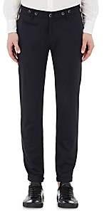 Barena Venezia Men's Cuffed Trousers - Navy