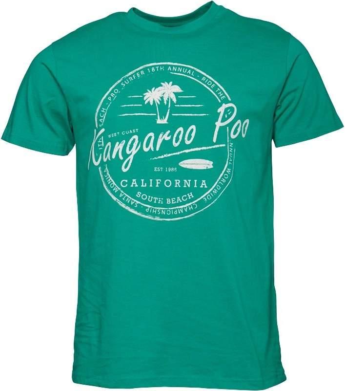 Herren T-Shirt Grün