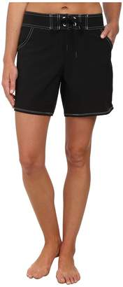 Seafolly Barracuda Boardshort - Mid Length Women's Swimwear