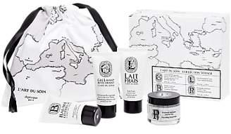 Diptyque L'Art Du Soin Body Care Travel Set