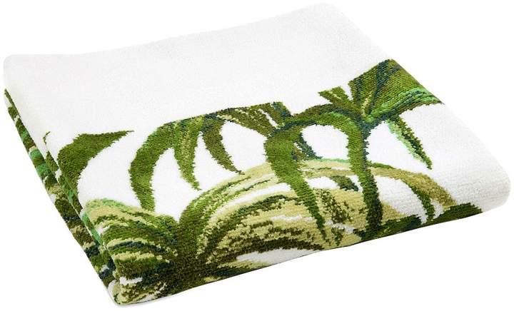 Palmeral Cotton Chenille Hand Towel