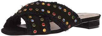 Schutz Women's WALQUIRIA Flat Sandal