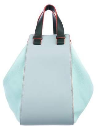 Loewe Small Leather Hammock Bag