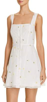 DAY Birger et Mikkelsen The East Order Emilia Embroidered Floral Mini Dress