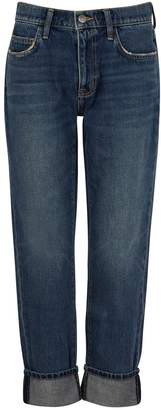 Current/Elliott Current Elliot The Fling relaxed fit jeans