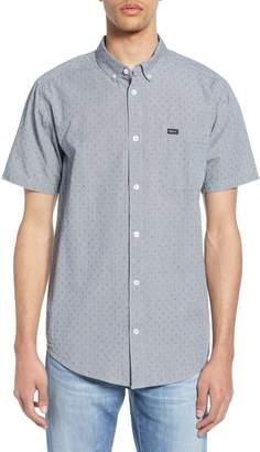RVCA That'll Do Dobby Short Sleeve Sport Shirt