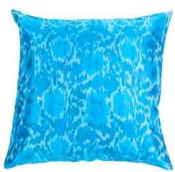 A & R Cashmere Abstract Handmade Silk Pillow