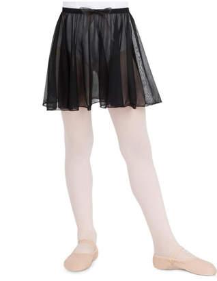 Capezio Pull On Circular Skirt