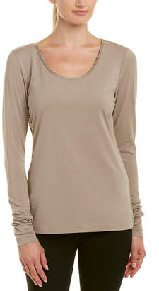 Lafayette 148 New York Long Fitted Top