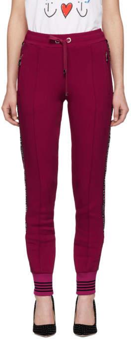 Pink Cady Lounge Pants