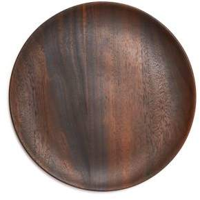 Hudson Park Collection Wood Charger Plate - 100% Exclusive