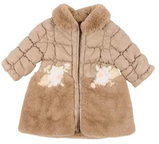 Miss Blumarine Synthetic Down Jacket