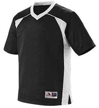 Augusta Drop Ship Adult Polyester Mesh V-Neck Short-Sleeve Jersey