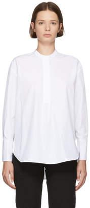 YMC White Dorothy Poplin Shirt