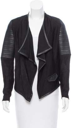 Generation Love Lightweight Open Front Jacket