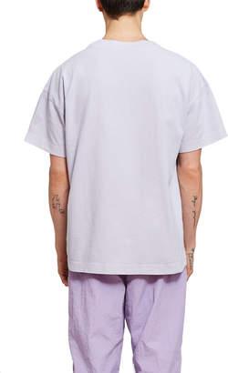 Acne Studios Garment-Dyed Logo T-Shirt