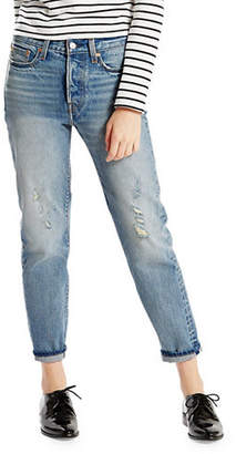 Levi's Wedgie Icon-Fit High-Rise Jeans