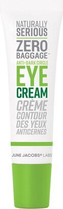 Naturally Serious - Zero Baggage Anti-Dark Circle Eye Cream