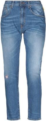 Meltin Pot Denim pants - Item 42729458FL