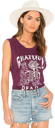 Junk Food Grateful Dead Tank in Purple $45 thestylecure.com
