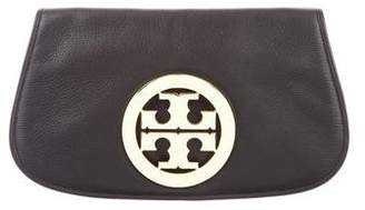 Tory Burch Metallic Amanda Clutch