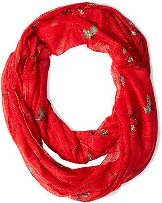 big buddha s plaid berries loop scarf shopstyle