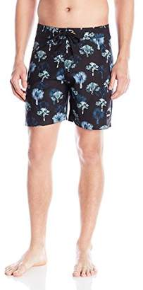 Eidon Young Men's Men's Nomad Funky Palm Boardshort