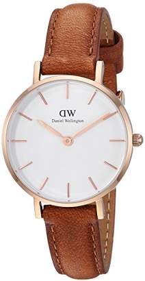 Daniel Wellington Classic Petite Durham in White 28mm