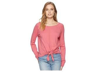 Sanctuary Laguna Tie Front Sweater