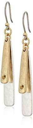 Lucky Brand Double Layer Earrings