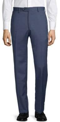 Lubiam Classic Wool Trousers