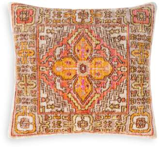 "Surya Germili Throw Pillow Multi, 21"" x 21"""