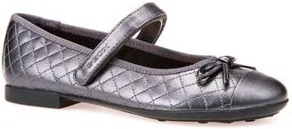 Geox 'Plie' Mary Jane Flat