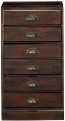 Pottery Barn Single 2-Drawer File Cabinet