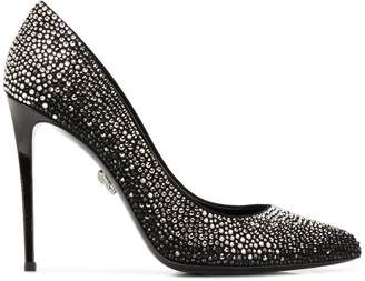 Philipp Plein Crystal Beauty Decollete pumps