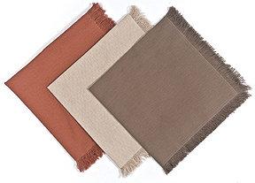 Simrin Solid Linen Napkins