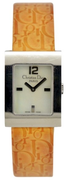 Christian Dior Christian Dior D78-109 Stainless Steel / Leather 19.5mm Womens Watch