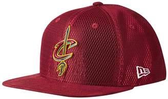 New Era Cleveland Cavaliers 9FIFTY On Court Snapback Cap OSFA