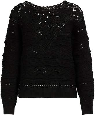 Isabel Marant Camden cotton sweater